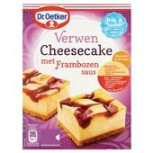 Dr. Oetker Bakmix Verwen Cheescake