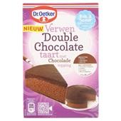Dr. Oetker Bakmix Double Chocoladetaart