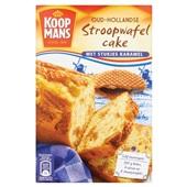 Koopmans Bakmix Stroopwafelcake