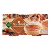 Melkan Verwentoetje Crème Brûlée