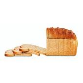 Ambachtelijke Bakker Knip Bruin Brood Half