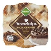 Melkan Verwentoetje Chocolademousse