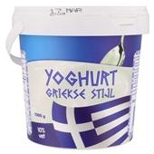 Koning Griekse Yoghurt 10% Vet
