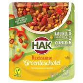 Hak groenteschotel Mexicaans