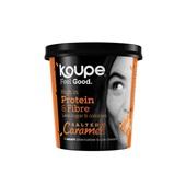 Koupe proteïne ijs salted caramel