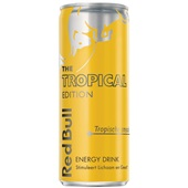 Red Bull Energiedrank Tropical