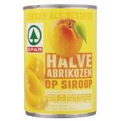 Spar Halve Abrikozen In Siroop