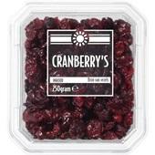Qualino cranberries