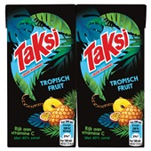 Taksi Tropisch fruit 10 pack