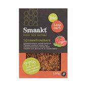 Smaakt Crackers Spelt & Lijnzaad