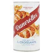 Danerolles Croissants Lactosevrij