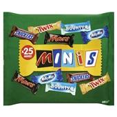 Mars Chocolade Minimix