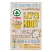 Spar Havermout
