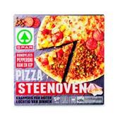 Spar Pizza Steenoven Rundvlees Ham Kip