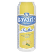 Bavaria Radler Lemon 50Cl Blik