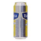 Bavaria Radler Lemon 50Cl Blik achterkant