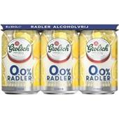Grolsch Radler Lemon  0.0% 6X33CL