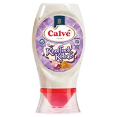 Calvé Snacksaus Knoflook Kebab