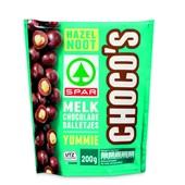 Spar Choco'S Hazelnoot