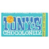 Tony's chocolonely chocolade Puur Pecan & Kokos