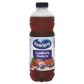 Ocean Spray Siropen Spray Cranberry Blueberry