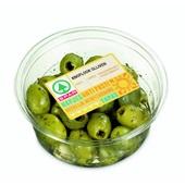 Spar Tapas Groene knoflook olijven