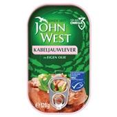 John West Schelvislever In Olijfolie