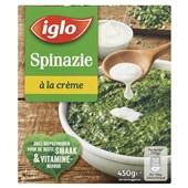 Iglo Field Fresh Spinazie À La Crème