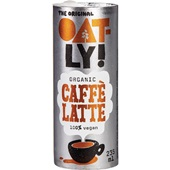 Oatly Oatly organic caffé latte