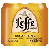 Leffe bier triple