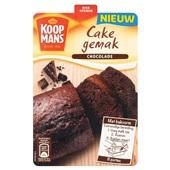 Koopmans cake gemak chocolade