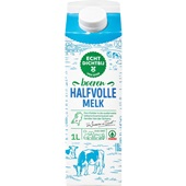 Spar echt dichtbij melk halfvol