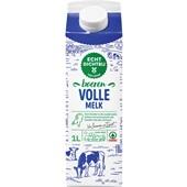 Spar echt dichtbij melk vol voorkant