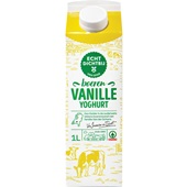 Spar echt dichtbij yoghurt  vanille