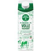 Spar echt dichtbij yoghurt vol