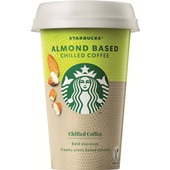 Starbucks chilled classics almond