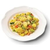 Culivers (90) gehaktschotel met aardappel, bloemkool, prei en kerrie