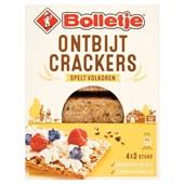Bolletje Crackers Spelt