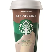 Starbucks Ice Coffee Cappuccino