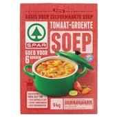 Spar Tomaten Groentesoep