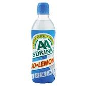 AA Drink Sportdrank Iso Lemon