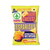 Spar Chips Desparitos Nacho Cheese