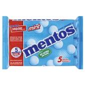 Mentos Mondverfrisser Mint 5-Pack