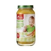 Bonbébé Baby/Peuter Maaltijd Pasta Met Groenten En Kaas