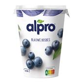 Alpro Yoghurtvariatie Bosbes