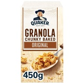 Quaker Oats Granola original