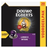Douwe Egberts Aroma Rood Koffiecapsules Lungo Intens