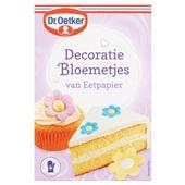 Dr. Oetker Bloemen Decoratie
