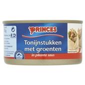 Princes Tonijnstukken Groente Pikant