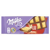 Milka Chocolade Tablet Lu